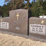 family plot grave